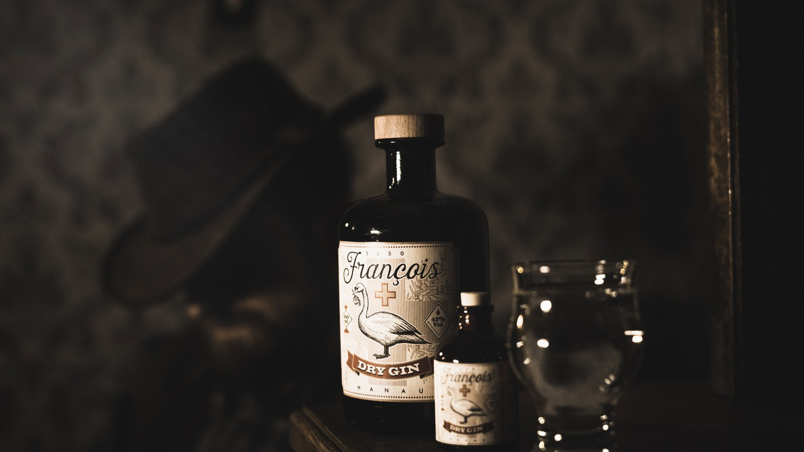 Cover picture of project Produkt Shooting mit François – Hanau Dry Gin